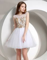 white graduation dresses for 8th grade 8th grade prom dress with bow on back fashion dresses