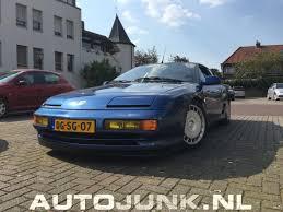 alpine a610 alpine a610 turbo 1991 nl auto foto u0027s autojunk nl 168399