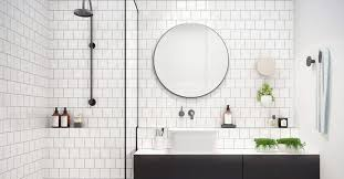 how to use accent tiles u0026 tile borders to enhance your luxury bathroom