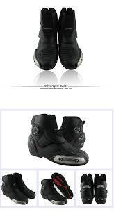 buy boots free shipping 2017 2015 ryo motocross boots leather botte moto road shoes