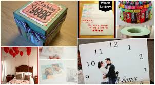 12 diy gift ideas to woo your wife this anniversary a to z do it
