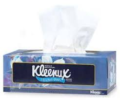 nursery and primary schools request free kleenex tissue sles