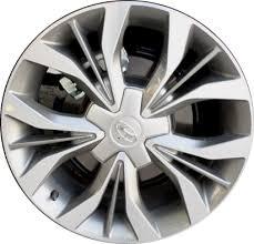hyundai sonata grey aly70878 hyundai sonata wheel grey machined 52910c1330