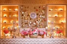 Wedding Backdrop Gold Blush And Gold Matchbox Wedding Favors