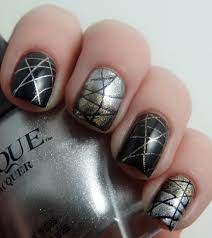 28 excellent metallic nail art u2013 slybury com