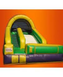 back yard water slide jumper rental for 250 00 my party jumpers