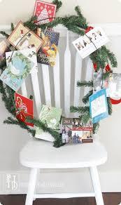 5 non traditional christmas wreath ideas