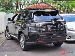 harrier lexus new model 2015 toyota harrier for sale in malaysia for rm220 000 mymotor