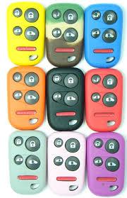 2004 honda odyssey key honda odyssey 1999 2004 keyless remote rubber cover car remote