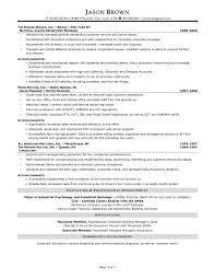 Regulatory Affairs Associate Resume Sle Resume For Marketing 28 Images Sales Marketing Customer