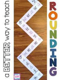 engaging in depth lesson plans and activities to teach rounding