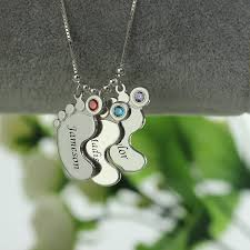 Mothers Necklace With Children S Names Popular Baby Celebrity Names Buy Cheap Baby Celebrity Names Lots