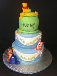 winnie the pooh baby shower cake winnie the pooh babyshower cake by corpse on deviantart