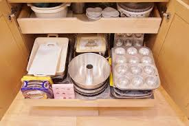 kitchen pull out cabinet organizer rolling cabinet shelves under
