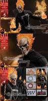 toys tms005 agents of s h i e l d ghost rider 1 6 collectible
