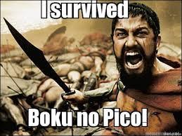 Boku No Pico Meme - meme maker i survived boku no pico