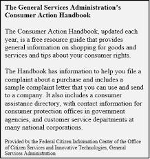 consumer fraud bureau consumer complaints consumer federation of america