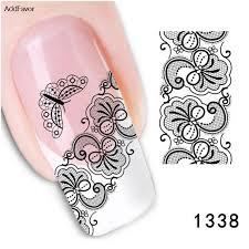 lace nail designs promotion shop for promotional lace nail designs