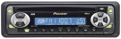 deh 1400 pioneer electronics usa