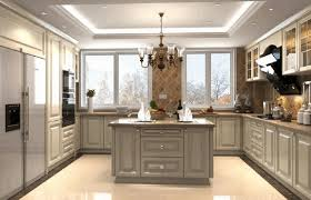 stove in kitchen island tray ceilings brown varnished kitchen island colorful shapely