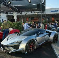 fenyr hypersport w motors pinterest cars super sport and