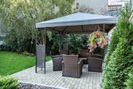 Gazebos For Patios 28 Gazebos To Make Your Patio A Social Destination Metal Frame