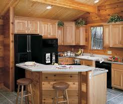 Maple Kitchen Island Maple Wood Cabinets With White Kitchen Island Homecrest