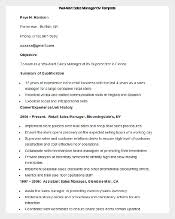 Resume Manager 46 Best Resume Templates To Download Free U0026 Premium Templates