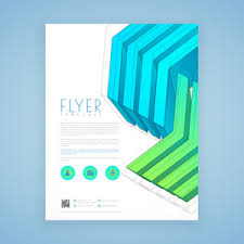 creative professional business flyer template or brochure design