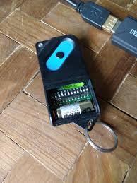 garage door opener circuit decoding a garage door opener with an rtl sdr