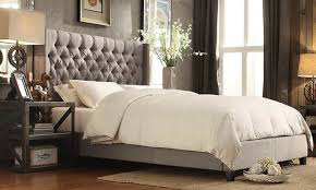 skyline upholstered gas lift bed groupon