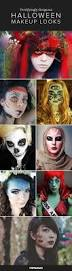 Halloween Makeup Sets by 43 Best Demon Makeup U0026 Fx Contacts Images On Pinterest Demon