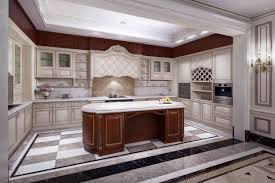 china welbom newly made custom design pantry wood kitchen cabinet