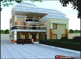 Modern Home Designs 2762 Square 5bhk Luxury Kerala Modern Home Design With Plan