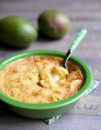 cuisiner avec du gingembre gratin de mangues au gingembre et citron vert