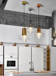 kitchen light design spin light pendants by lasvit designed by lucie koldová at cwc