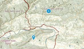 map of williamsport pa williamsport pennsylvania photos reviews for hiking biking