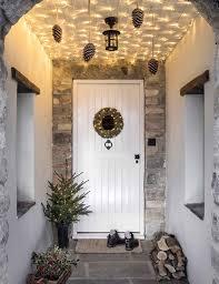 christmas porch pathway light ideas christmas light ideas