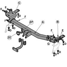 lexus rx 450h accessories uk witter lx2 u2013 lexus rx450h hybrid suv 2009 2015 u2013 trident towing kent