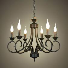 Big Iron Chandelier Lamp Smd Picture More Detailed Picture About Free Shipping Large