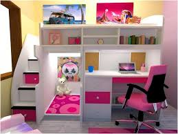 Purple Bunk Beds White Bunk Beds With Stairs Storage Before The Blue Wall Matched