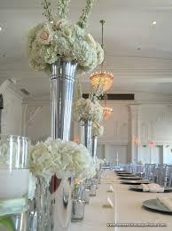 white centerpieces the bouquet inspiring wedding event florals