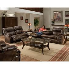 Leather Reclining Sofa Loveseat by Reclining Sofas Franklin Furniture