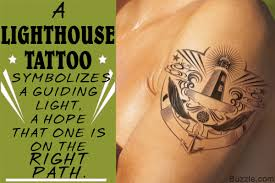 Lighthouse Tattoo Ideas Wonderful Lighthouse Tattoo Designs And Meanings To Steal The Show