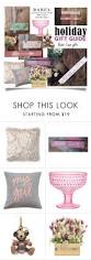 gifts by theworldisatourfeet on polyvore featuring interior