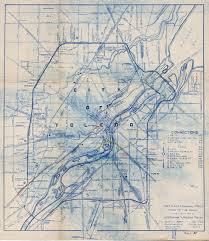 Ohio Railroad Map by Toledo Terminal Rr Map