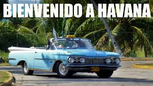 Ten Cars You U0027ll See In Cuba Surprise They U0027re Not All American