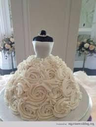 Bride Cake Clever Design Ideas Wedding Dress Cake On Wedding Dress With Cake