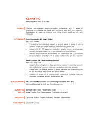 collection of solutions catering sales coordinator resume unique