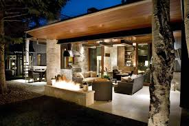 modern outdoor fireplace wall cpmpublishingcom